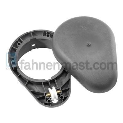 mastkopf f r fahnenmasttyp signal 100 mm. Black Bedroom Furniture Sets. Home Design Ideas