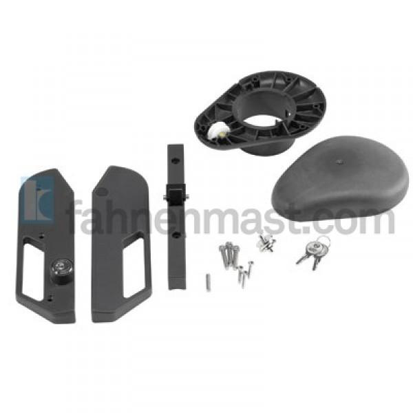 hissvorrichtungsset f r fahnenmast signal 75 100 mm. Black Bedroom Furniture Sets. Home Design Ideas